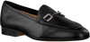Schwarze UNISA Loafer DALCY  - small