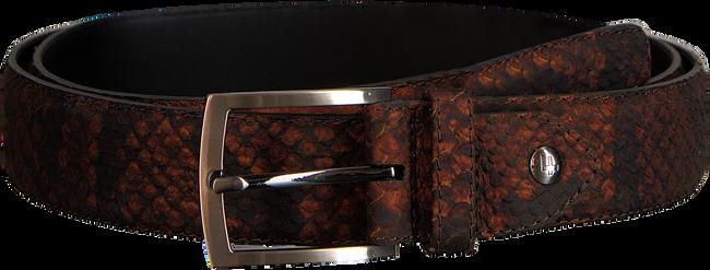 Cognacfarbene FLORIS VAN BOMMEL Gürtel 75190 - large