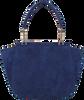 Blaue UNISA Umhängetasche ZELIN - small