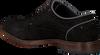 Schwarze OMODA Business Schuhe 735-S - small