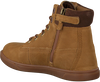 Camelfarbene TIMBERLAND Sneaker GROVETON 6IN LACE - small