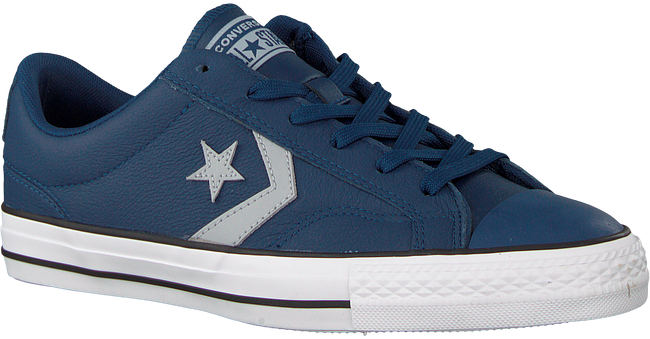 Blaue CONVERSE Sneaker STAR PLAYER OX - large