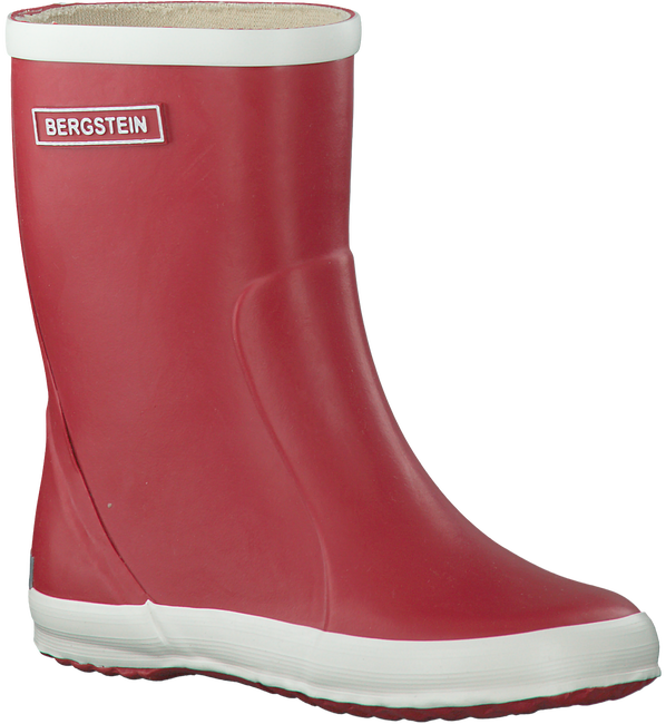 Rote BERGSTEIN Gummistiefel RAINBOOT - large