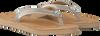 UGG Chaussure TAWNEY METALLIC en argent  - small