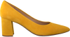 Gelbe UNISA Pumps KASTE - small