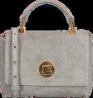 Graue COCCINELLE Handtasche LIYA MEDIUM  - medium