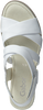 Weiße GABOR Espadrilles 759.1 - small