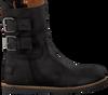 Schwarze SHABBIES Hohe Stiefel 182-0201SH - small