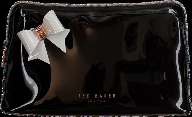 Schwarze TED BAKER Kulturbeutel AUBRIE - large