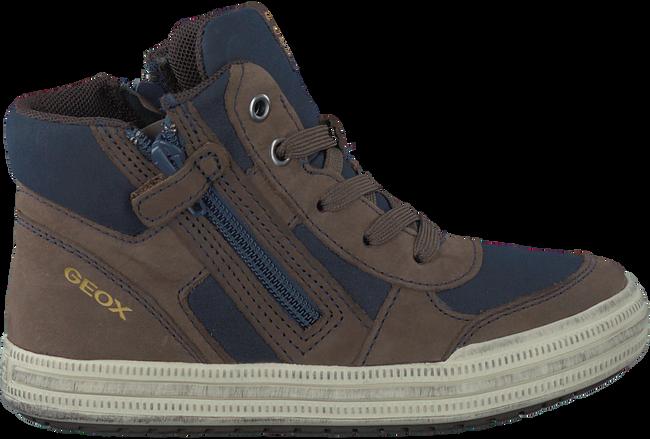 Braune GEOX Sneaker J64A4B - large