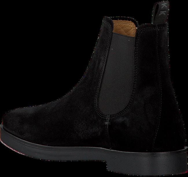 Schwarze NUBIKK Chelsea Boots LOGAN CHELSEA - large