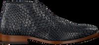 Blaue REHAB Business Schuhe BARRY BRICK  - medium