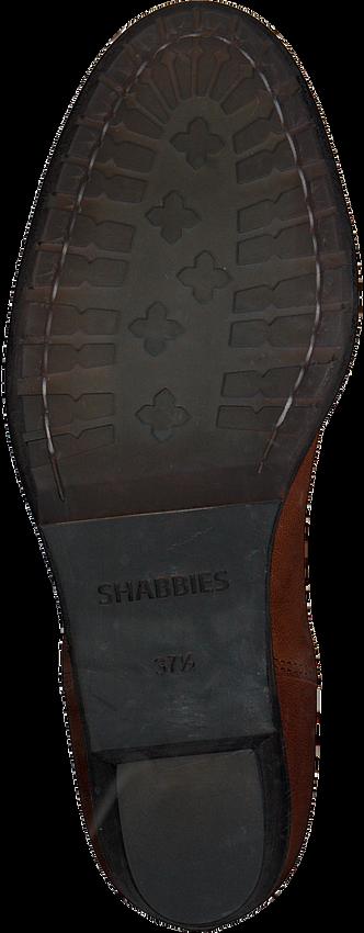 Cognacfarbene SHABBIES Stiefeletten 182020094 - larger