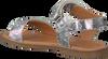 Silberne APPLES & PEARS Sandalen FEBE  - small