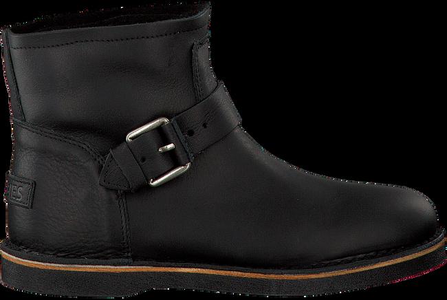 Schwarze SHABBIES Ankle Boots 181020086 - large