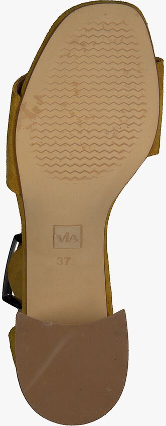 Gelbe VIA VAI Sandalen 5205028 - larger