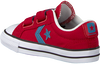 Rote CONVERSE Sneaker STAR PLAYER 2V OX KIDS - small