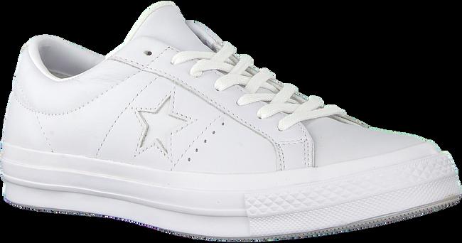 Weiße CONVERSE Sneaker ONE STAR OX MEN  - large
