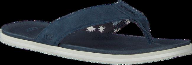 Blue UGG shoe BEACH FLIP  - large