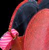 Rote LE BIG Umhängetasche SANDRA BAG  - small