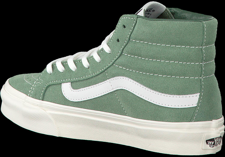 grüne vans damen