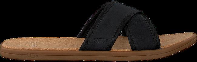Black UGG shoe SEASIDE SLIDE  - large
