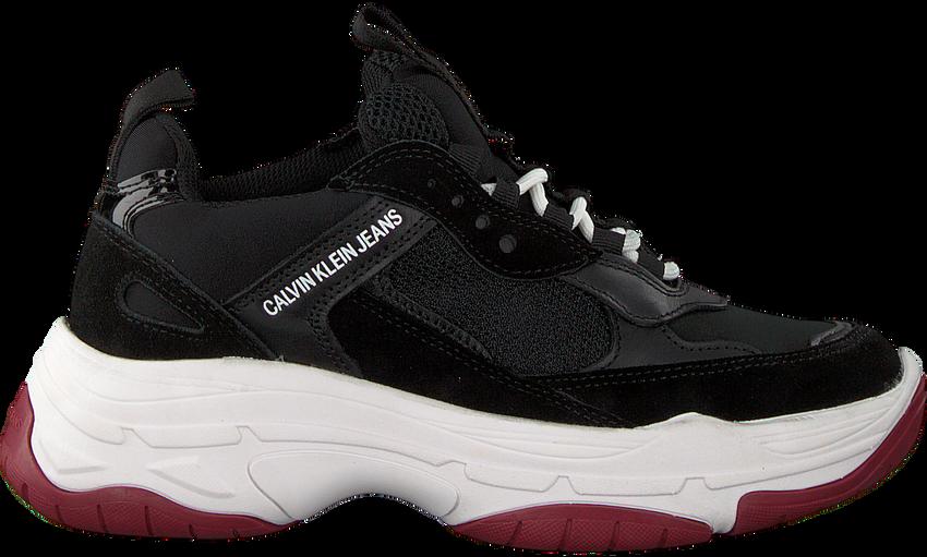 Schwarze CALVIN KLEIN Sneaker MAYA MAYA - larger