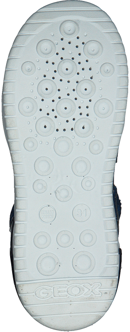 Blaue GEOX Sneaker J947QA  - large