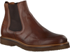 Braune BRAEND Chelsea Boots 24627 - small