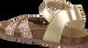 Goldfarbene KIPLING Sandalen LUCY 1 - small