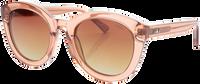 Braune IKKI Sonnenbrille NOLA  - medium