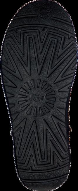 Schwarze UGG Winterstiefel W CLASSIC MINI II - large