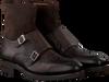 Braune MAGNANNI Business Schuhe 21445  - small