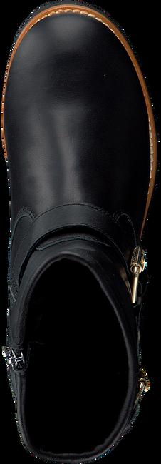 Schwarze PANAMA JACK Biker Boots FELINA IGLOO TRAVELLING B3 - large