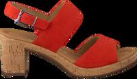 Rote GABOR Sandalen 777.1  - medium