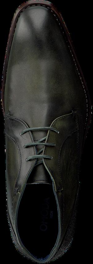 Grüne OMODA Business Schuhe 734-A - larger