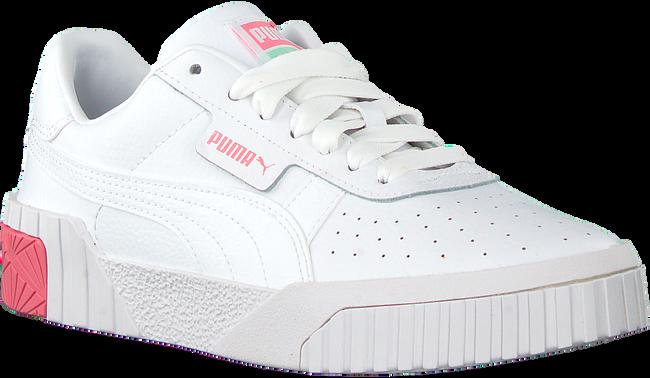 Weiße PUMA Sneaker low CALI JR  - large