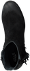 Schwarze GIGA Langschaftstiefel 8064 - small