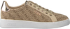 Braune GUESS Sneaker BECKIE  - small