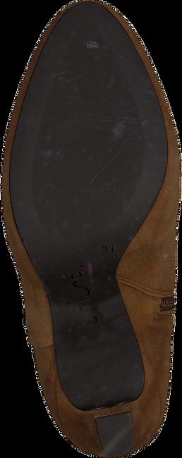 Braune UNISA Stiefeletten PAULOS  - large