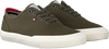 Grüne TOMMY HILFIGER Sneaker low CORE OXFORD T  - small
