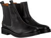 Schwarze SHABBIES Chelsea Boots 181020122 - small