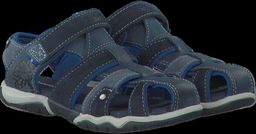 Blaue TIMBERLAND Sandalen PARK HOPPER L/F FISHERMAN KIDS - larger