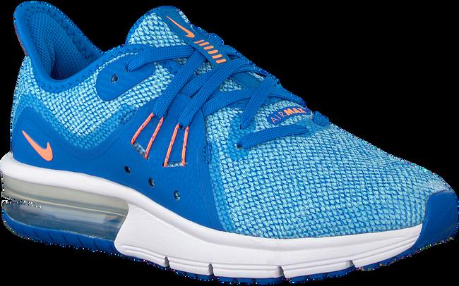 Blaue NIKE Sneaker AIR MAX SEQUENT 3 KIDS - large