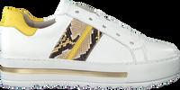 Weiße GABOR Sneaker low 495  - medium