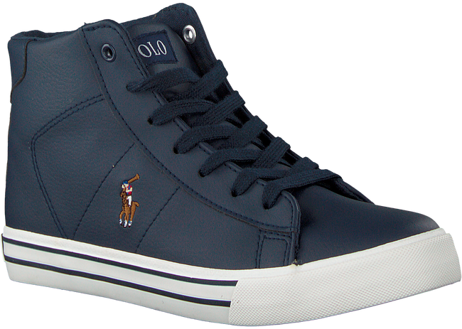 Blaue POLO RALPH LAUREN Sneaker EASTEN MID - large