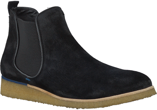 Schwarze GREVE Chelsea Boots MS2861 - large