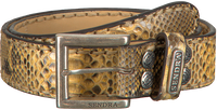 Braune SENDRA Gürtel 1016  - medium