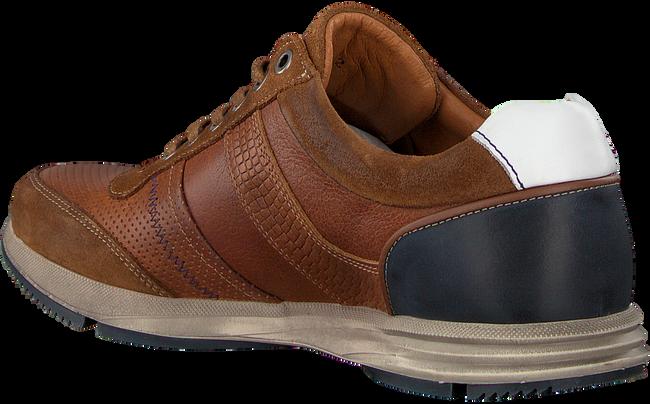 Cognacfarbene AUSTRALIAN Sneaker GRANT - large