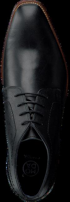 Schwarze OMODA Business Schuhe OMODA 36493 - large